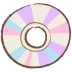 72x72px size png icon of cd dvd
