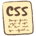 72x72px size png icon of css