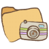 72x72px size png icon of folder picture