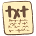 72x72px size png icon of txt