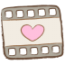 72x72px size png icon of video file