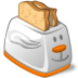 72x72px size png icon of apps toast titanium