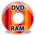 72x72px size png icon of device dvd ram