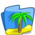 72x72px size png icon of folder summer