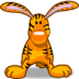 72x72px size png icon of misc like tiger