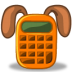 72x72px size png icon of system apps calculator