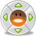 72x72px size png icon of system apps dvd player