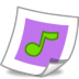 72x72px size png icon of system sound