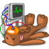 72x72px size png icon of tools activity monitor