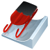 72x72px size png icon of luge
