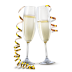 72x72px size png icon of Champagne