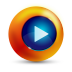 72x72px size png icon of play
