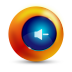 72x72px size png icon of sound decrease