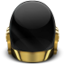 72x72px size png icon of Daft Punk Guyman Off