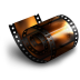 72x72px size png icon of Film 3
