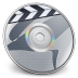 72x72px size png icon of iDVD Steel 04