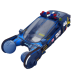 72x72px size png icon of police spinner car
