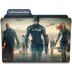 72x72px size png icon of Captain America Winter Soldier Folder 4