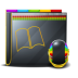 72x72px size png icon of Guyman Folder Library