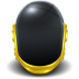 72x72px size png icon of Guyman Off