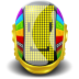 72x72px size png icon of Guyman Smile
