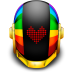 72x72px size png icon of Guyman Helmet Love