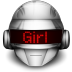 72x72px size png icon of Thomas Girl