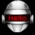 72x72px size png icon of Thomas Hello
