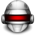72x72px size png icon of Thomas Helmet On