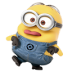 72x72px size png icon of Minion Crazy
