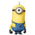 72x72px size png icon of Minion Curious