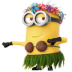 72x72px size png icon of Minion Dancing