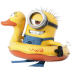 72x72px size png icon of Minion Duck