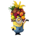 72x72px size png icon of Minion Fruits