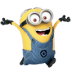 72x72px size png icon of Minion Happy