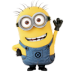 72x72px size png icon of Minion Hello