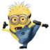 72x72px size png icon of Minion Kungfu