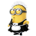 72x72px size png icon of Minion Maid