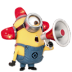 72x72px size png icon of Minion Shout