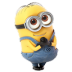 72x72px size png icon of Minion Shy