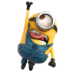 72x72px size png icon of Minion Superman