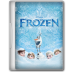 72x72px size png icon of Frozen 4