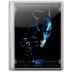 72x72px size png icon of Batman The Dark Knight v4
