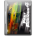 72x72px size png icon of Fast And Furious 4