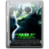 72x72px size png icon of Hulk