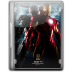 72x72px size png icon of Ironman 2 v4