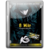 72x72px size png icon of 8 Mile v2