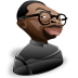 72x72px size png icon of Spike lee