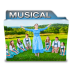 72x72px size png icon of Musical