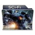 72x72px size png icon of SciFi